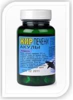 Акулий жир-Жир печени акулы (shark liver oil ,омега -3, сквален)