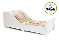 Детская кроватка Белая Kidkraft 86730