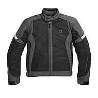 """Куртка REV'IT AIRWAVE  текстиль antracite\black """"XL"""", арт. FJT126 3710"""