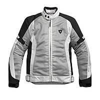 """Куртка REV'IT AIRWAVE  текстиль silver\black  """"XL"""", арт. FJT126 4050"""
