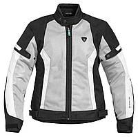 "Куртка REV'IT AIRWAVE LADIES текстиль black/silver ""38"", арт. FJT127 1170"