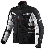 """Куртка REV'IT SAND 2 текстиль black\silver """"XXL"""", арт. FJT150 1170"""