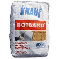 KNAUF Штукатурка  ROTBAND 15 кг