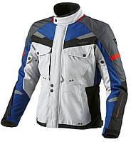 """Куртка REV'IT SAFARI текстиль silver\blue """"XXL"""", арт. FJT159 4030"""