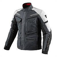 "Куртка REV'IT OUTBACK текстиль antracite\silver ""XL"", арт. FJT160 3770"