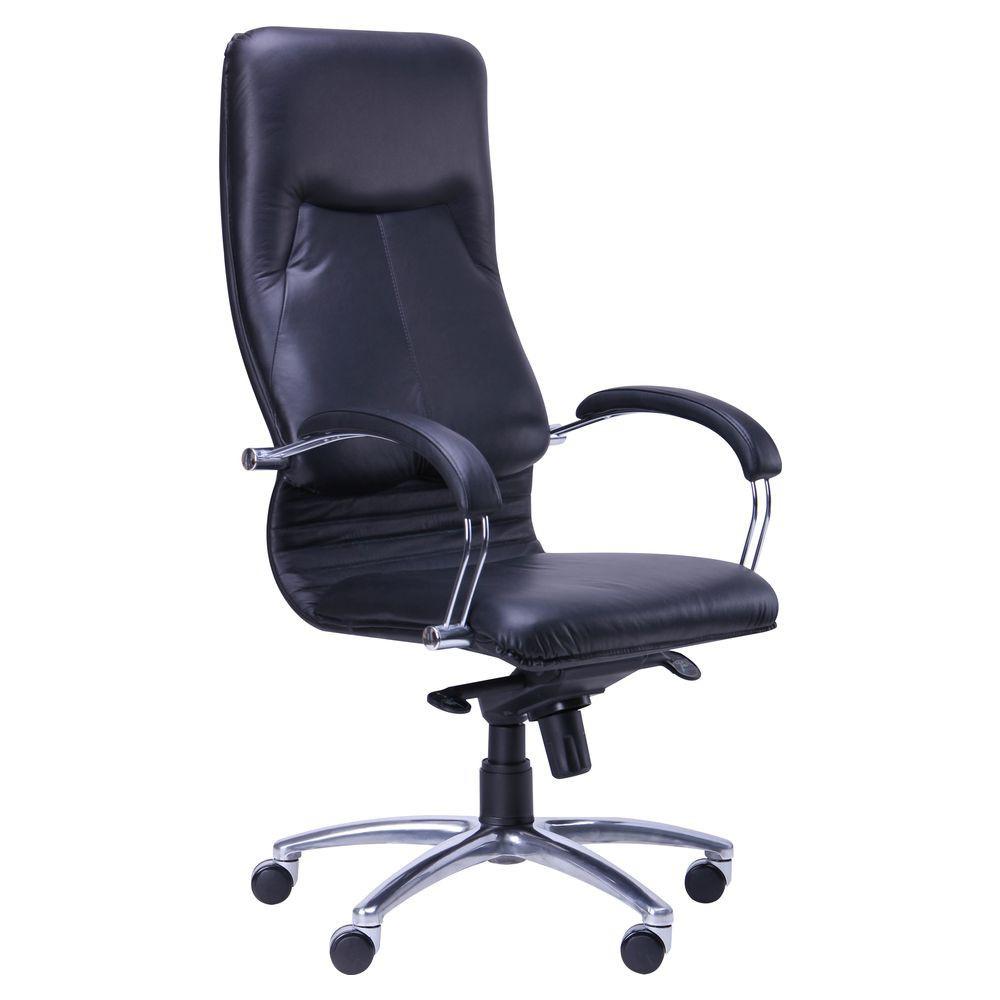 Кресло руководителя Ника, крестовина Хром, TM AMF