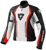 "Куртка REV'IT AIRFORCE текстиль white/red  ""S"", арт. FJT188 3200"