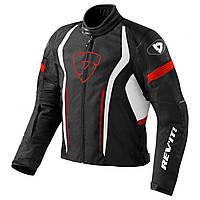 """Куртка REV'IT RACEWAY текстиль black\red """"S"""", арт. FJT190 1200"""