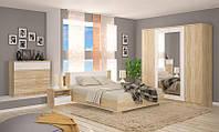 Спальня Маркос 4Д (Мебель-Сервис)
