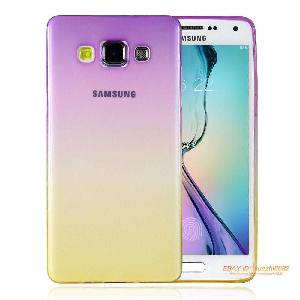 Силиконовый чехол Samsung J5 J510F 2016, G373