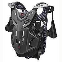 Защита тела EVS F2 черный L