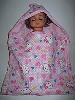 Спальник для кукол пупсов Baby Born, ручная работа LK