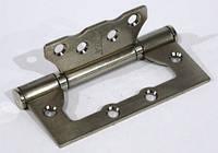 Петли Legent 100 х 75 х 2ВВ SN (сатиновий нікель), фото 1