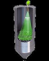 Датчик модель M, прибор измерения уровня, объема, массы материала, online 3D сканер