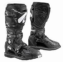 Мотоботы кроссовые Forma Terrain TX черные, 42