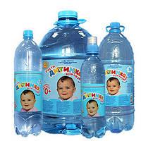Вода питьевая детская