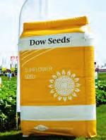 Семена подсолнечника Dow Seeds гибрид 8Н421КЛДМ. При покупке от 20 мешков - один в подарок!