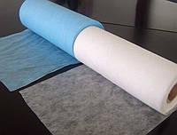 Покрытие одноразовое (размер 0,6х100 м) без перфорации (спанбонд-20г/м2)
