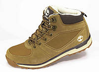 Мужские зимние ботинки в стиле Timberland желтый