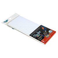 Набор стержней для 3D-ручки 3Doodler Start - белый, 24 шт (3DS-ECO01-WHITE-24)