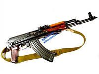 АКМС (Автомат Калашникова Модернизированный 7,62-мм со складным под низ прикл) Макет массогабаритный