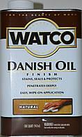 Датское масло, цвет натуральный, банка 0,472 л
