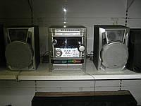 Музыкальный центр с караоке LG FFH-2108K
