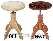 Обертовий стілець для музикантів (плюш)