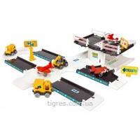 Игровой набор Kid Cars 3D - аэропорт 53350 Wader