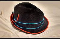 Шляпа с подсветкой