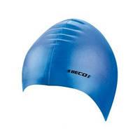 Детская шапочка для плавания BECO синий 7399 6