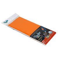 Набор стержней для 3D-ручки 3Doodler Start - оранжевый, 24 шт (3DS-ECO06-ORANGE-24)