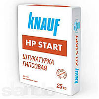 Шпаклевка Гипсовая Старт HP Knauf, 30 кг