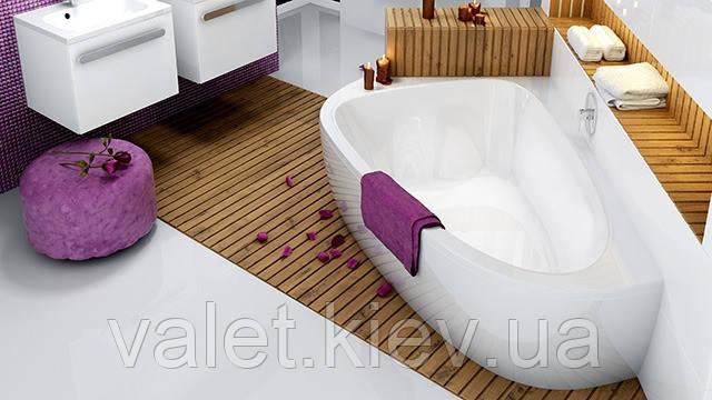 Акриловая ванна RAVAK (РАВАК) LoveStory II R C761000000 - Capital Painter в Киеве