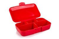 Таблетница Pill Box Красный
