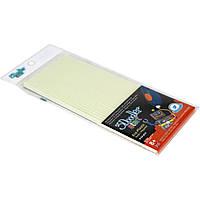 Набор стержней для 3D-ручки СВЕТЯЩИЕСЯ В ТЕМНОТЕ 3Doodler Start - 24 шт (3DS-ECO09-GLOW-24)