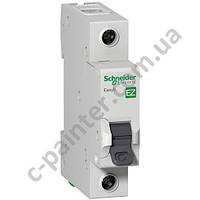 Автоматический выключатель Schneider-Electric Easy9 1P 25А C EZ9F34125