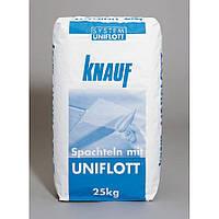 Knauf Uniflot затирка для  швов, 25 кг