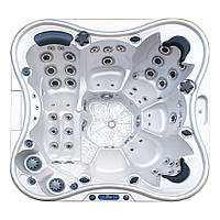 Гидромассажный бассейн IQUE Eden 2310-EP (229х229х96)