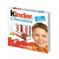 Киндер Шоколад,  50г