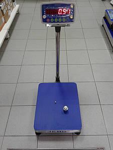 Товарные весы ЗЕВС ВПЕ А12Е 30 кг 400х500 мм