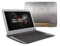 Ноутбук ASUS G752VT-GC155R 17.3FHD AG/Intel i7-6700HQ/16/2000+128SSD/DVD/NVD970 (90NB09X1-M02120)