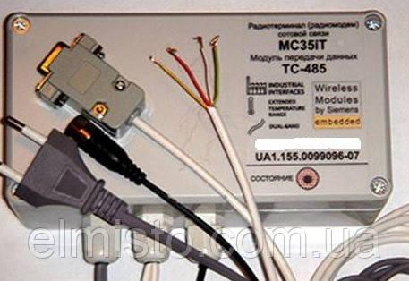 Технические характеристики GSM-модуля TC485