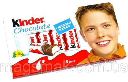 Киндер Шоколад,  100г