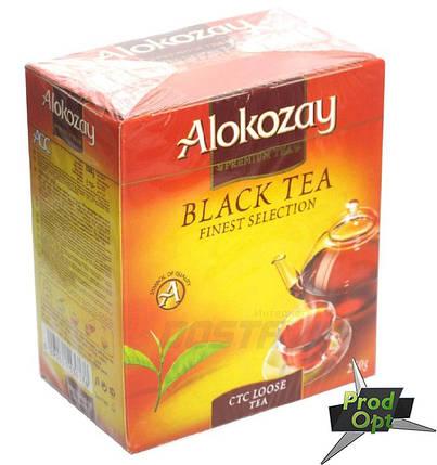Чай Alokozay чорный СТС 250 г, фото 2