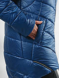 Женская куртка на холлофайбере батал, фото 3