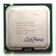 Процессор Intel Core 2 Quad Q6700 - 2.66GHz 8M 1066MHz socket 775