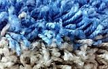 Ковровые дорожки  Shaggy Gold 8018 BLUE, фото 4