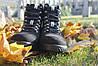 Итальянские мужские зимние ботинки на овчине Florentino (размеры 42, 43)., фото 7
