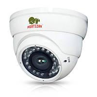 1.3 Mp AHD видеокамера наружного применения Partizan CDM-VF37H-IR HD v 3.1